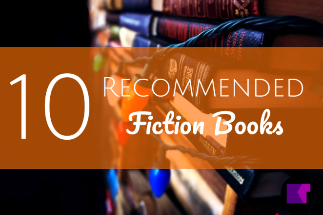 Ten Recommended Fiction Books 2